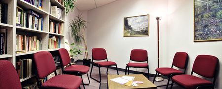 Counseling Rooms (Amity)