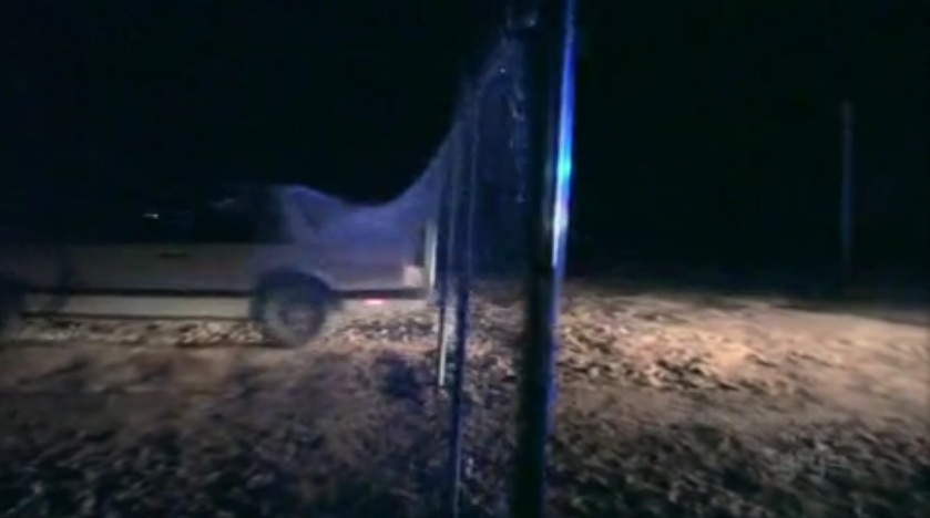 Image Ghost Car Under Fence Fact Or Faked Wiki Fandom Powered By Wikia