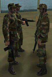 GTA Military