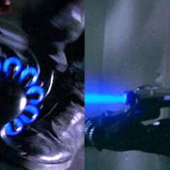 Bat Goo Gun
