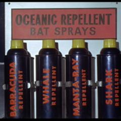 Bat Shark Repellent