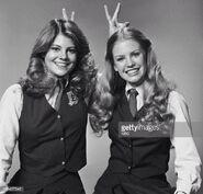 Blair and Sue Ann