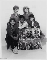 Facts of Life Cast 1985