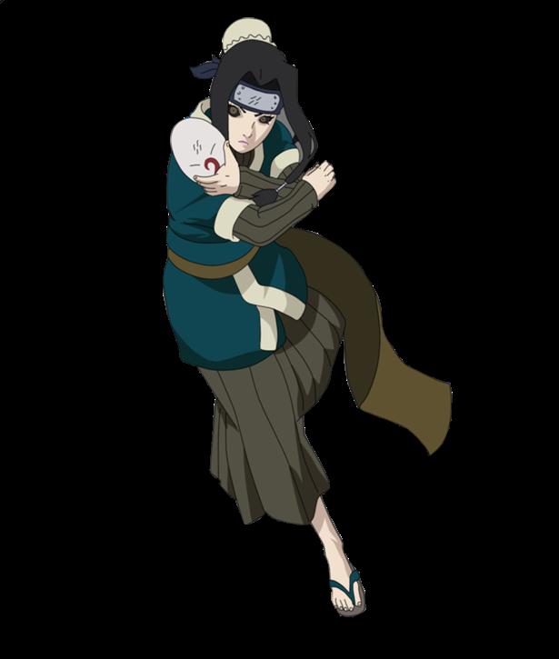 Image Yuki Abilities Png: Haku Yuki (Edo Tensei)