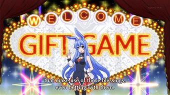 games anime gift