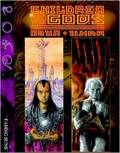 Children of the Gods Portada