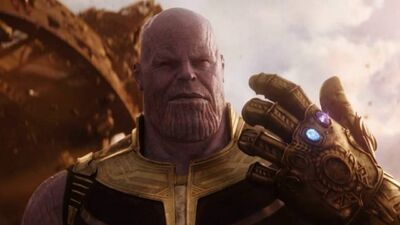 Why Thanos Should Be the Main Character of 'Avengers: Infinity War'