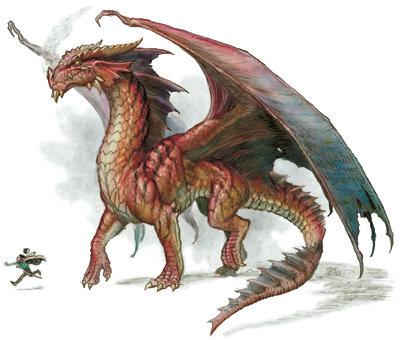 Der Rote Drachen