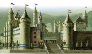 Palast von Tiefwasser