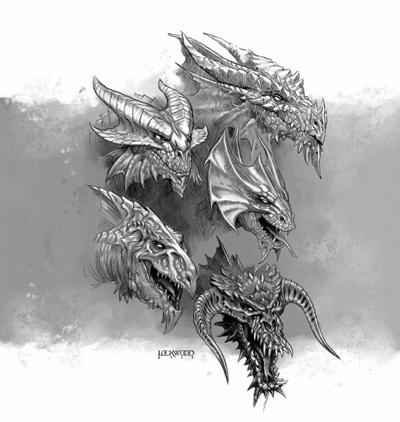 Drachen | Faerûnpedia | FANDOM powered by Wikia