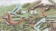 Grenzverlauf Narfell