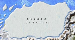Reghed glacier
