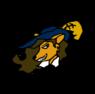 UFFL New Orleans Corsairs Logo