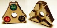 Multi spoke wrench