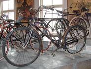 Spezialantrieb Fahrrad