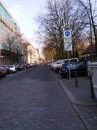 Bergmannstraße - Fahrradstraße