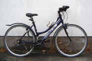 Cube-fahrrad