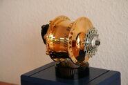 Speedhub-gold