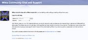 Wikia IRC gateway