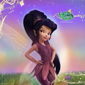 Tinker Bell - Vidia