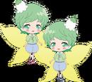 Suzu and Ran