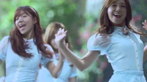Apink 「Brand New Days」Music Video Dance Feat.Ver.