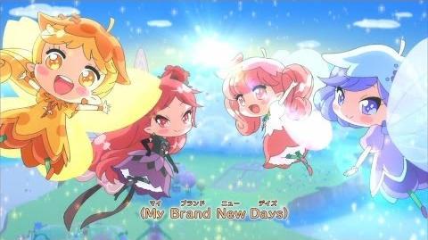 リルリルフェアリル~妖精のドア~ OP完成版「Brand New Days」(Apink) RiluRiluFairilu