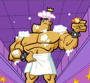Bath uh huh