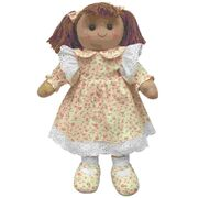 Rag Doll with Ditsy Floral