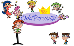 The All New Fairly OddParents! 1st Title Card