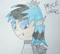 Pryce Sparks