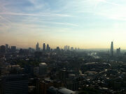 View from Centrepoint, London