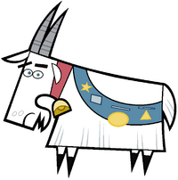 Chompy the Goat image