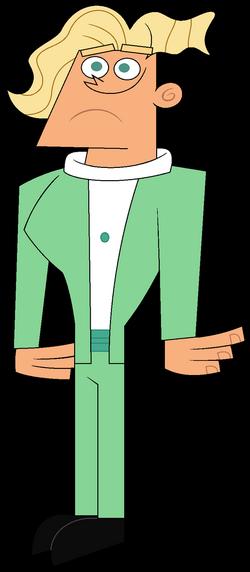 Adult Chester Tuxedo Stock Image