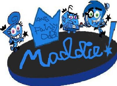 Anti Fairly Odd Maddie logo-0