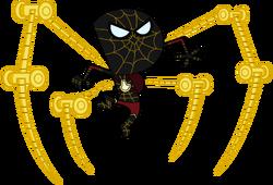 Tarantula Boy Stock Image