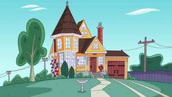 The Carmichael Home