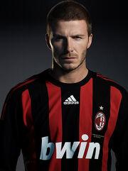 Beckham Milan frontupperbody