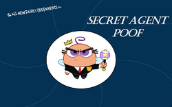 Secret Agent Poof