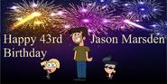 Happy Birthday Jason Marsden!