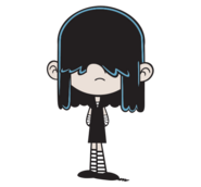 Lucy Loud Stock Image
