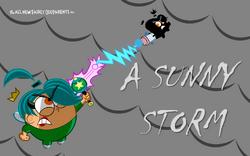 A Sunny Storm