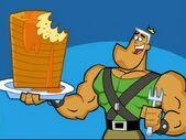 Fop pancakes by cookie lovey-d2yfoc8
