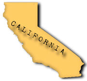 California map icon