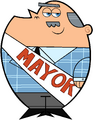 The Mayor of Dimmsdale image