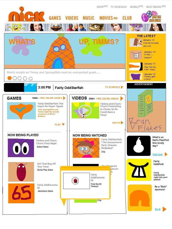 Fairly OddStarfish (TV Series) | Fairly Odd Fanon Wiki ...