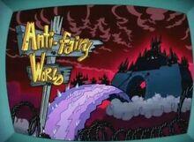 Anti Cosmo, Anti Wanda, and Foop's hometown