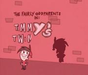 Timmy's Twin