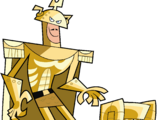 Bronze Kneecap (The All New Fairly OddParents!)