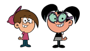 Fairly Oddparents (Loud House style)